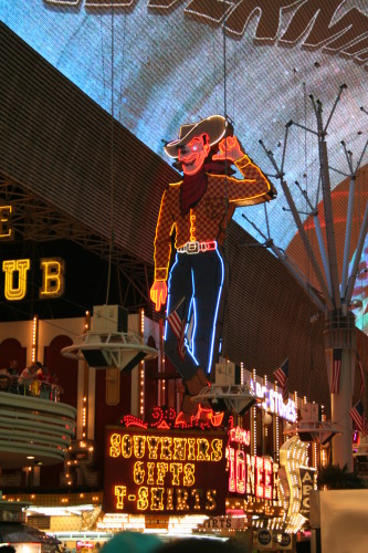 Vegas Vic is an Iconic Neon Sign