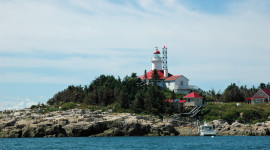 Lighthouse at Pot du Phare (Photo credit: Roberta Sotonoff ©2012)
