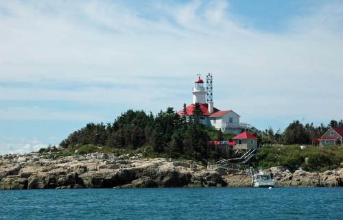 Lighthouse at Pot du Phare ( Roberta Sotonoff)