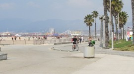 Santa Monica Pier for a Distance