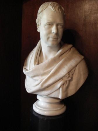 Sir Walter Scott (photo credit Ann Burnett c 2013)