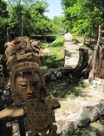 Giant Souvenir Mask