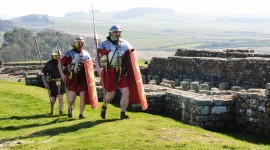'Roman Legionaries', Housesteads Fort