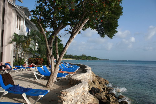 Waterfront at The Club Barbados