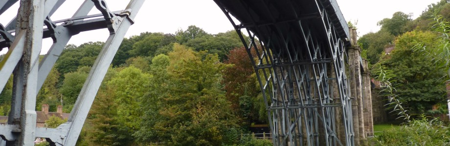 Discovering the Early Industrial Revolution at Ironbridge, Shropshire
