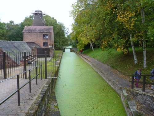 Coalport Canal and China Museum
