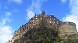 The Edinburgh Castle, Scotland