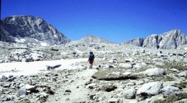 The High Sierra's John Muir Trail is one of the highlights of the Pacific Crest Trail