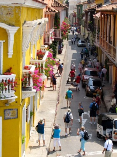 That Lively Caribbean Vibe in Cartagena