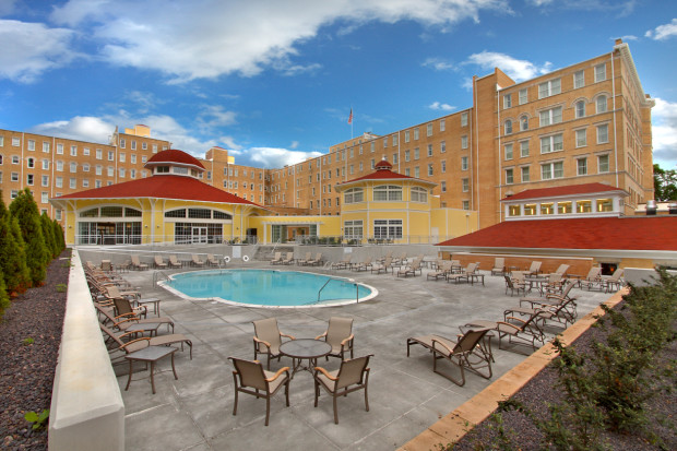 French lick indiana hot spring baths