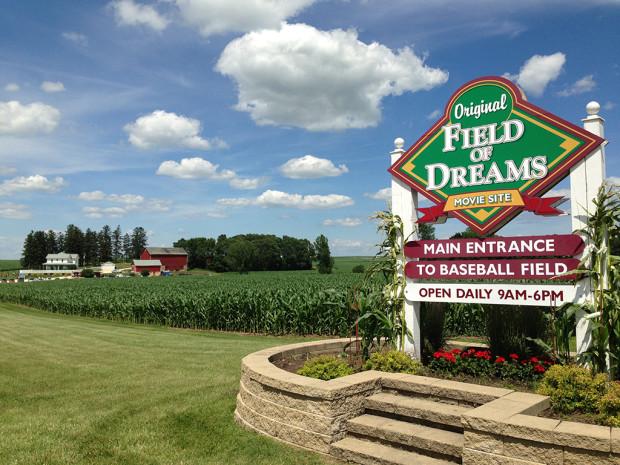 Field of Dreams movie site
