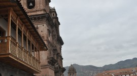 From Cusco's Plaza de Armas