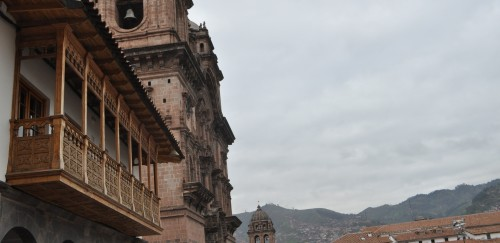 From Cusco's Plaza de Armas