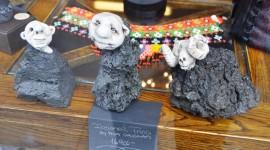 Lava rock trolls