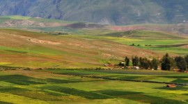 Agricultural is a centuries-old pursuit in the Sacred Valley