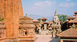 Durbar Square (Sally White)