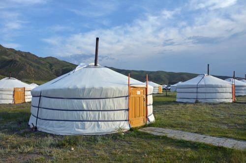 Ger Camp (Roberta Sotonoff)