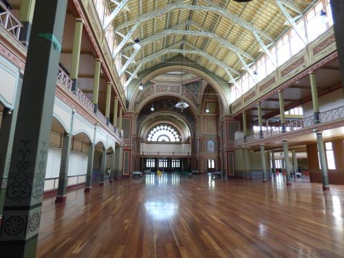 Main Hall, Royal Exhibition Building