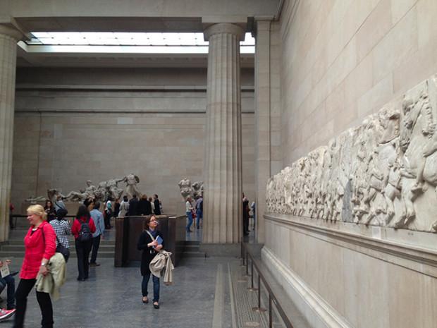 Parthenon Gallery