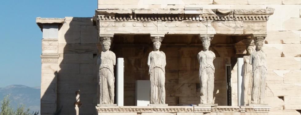 Erichtheion, Athens